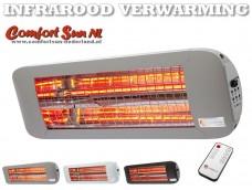 ComfortSun-24 RCT 1400W GoldenGlare titanium Timer