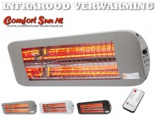 ComfortSun-24 RCT 1000W LowGlare titanium Timer