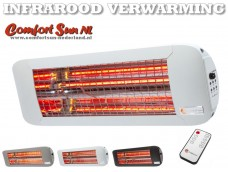 ComfortSun-24 RCT 1400W GoldenGlare wit Timer