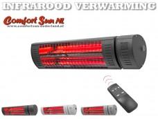 ComfortSun-65 RCD 2000W antraciet