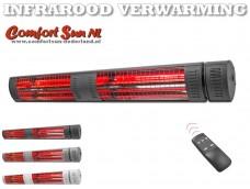 ComfortSun-65 RCD 3000W LowGlare antraciet