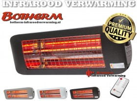 ComfortSun-24 RCT 1000W LowGlare antraciet Timer