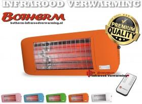 ComfortSun-24 RCT  750W babystraler oranje