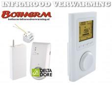 DeltaDore programmeerbare thermostaat draadloos